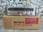 SONY STR-2800 VINTAGE 70'S AM/FM STEREO RECEIVER WORKS WELL VGC CLEAN IN