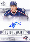 2014-15 SP Authentic Hockey Future Watch Autographs Gallery, Guide 71