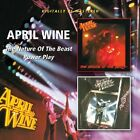 April Wine - Nature Of The Beast/Power Play [CD New]