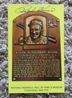 Ralph Kiner Baseball Cards and Autographed Memorabilia Guide 26