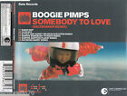 BOOGIE PIMPS Somebody To Love Saltshaker Remix CD Single