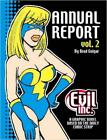 Evil Inc Annual Report Volume 2 by Brad Guigar (English) Paperback Book