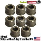 (8) Lawn Tractor Front Wheel Bushings Flange Bearings 9040H AYP Sears Rally