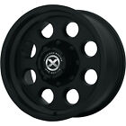 15x8 Black Mojave II 5x55 19 Wheels 31 Tires