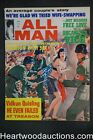 All Man Apr 1965 Hitler Nazis, Wife-swapping, Marie D'Aubrey, Morro Castle - Hig