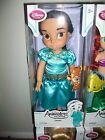 Disney Animators' Jasmine Princess Toddler Collection Doll 16'' 2nd Edition