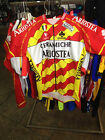 Vintage Nalini Colnago Ceramiche Ariostea Short Sleeve Cycling Jersey Size 8