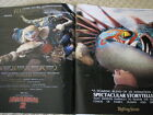 How to train your Dragon 2 double page Astrid OSCAR AD