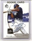 2005 SP Authentic PRINCE FIELDER Auto Rookie Card 185