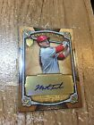 2013 Topps Supreme Mark Trumbo # 35 Stylings Gold #SS-MT Orioles AUTO Autograph