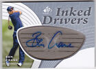 2012 SP Game Used Golf Inked Drivers Autographs Guide 55