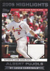 Albert Pujols Baseball Cards, Rookie Card Checklist, Autograph Guide 9