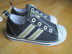 Boy Gymboree LOCHNESS MONSTER CASTLE DOG NAVY BLUE Canvas sneakers shoes NWT 8