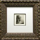 Rembrandt Christ and the Woman of Samaria custom Framed  COA MAKE AN OFFER
