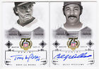 2014 Panini Billy Williams Auto Hall Of Fame 75th Anniversary Autograph