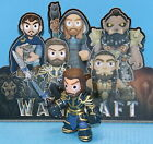 Funko Mystery Minis Warcraft Movie Mini Figure Case of 12 pieces