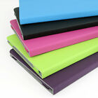 """Faux Leather Case Folding Stand Cover for RCA 7"""" RCT6077W2 Tablet"""