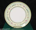 Fitz & Floyd Winter Holiday Garland * 4 SALAD PLATES * Classic Choices Christmas