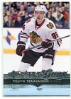 Teuvo Teravainen Rookie Cards Checklist and Guide 5