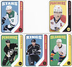 2014-15 O-Pee-Chee Hockey Surprises Include 3-D and Blank Back Cards 17