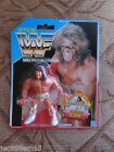 WWF ULTIMATE WARRIOR Wrestling Action Figure SLAM 1990 Hasbro New n Package Rare