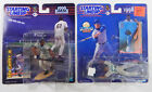 1998 Starting Lineup Extended Ken Griffey Jr. & 1999 SLU Ken Griffey Jr. Figures