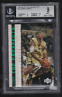 LEBRON JAMES -- 2003 2004 -- UPPER DECK -- TOP PROSPECTS -- GRADED BGS MINT 9