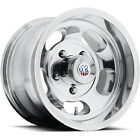 15x8 Polished US Mags Indy U101 Wheels 5x55 12 Lifted CHEVROLET TRACKER