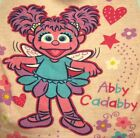 ABBY CADABBY girls two piece pajamas set 3T girls Sesame Street fairy toddler
