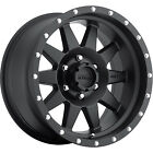 17x9 Black Method The Standard Wheels 5x55 12 Lifted CHEVROLET TRACKER