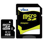 Neu Vida IT 4GB Micro SD SDHC Speicherkarte Fr T Mobile Dash 3G Concord Ha