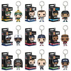 Funko Pocket POP! Keychains NFL Series 1 - SET OF 9 (Cam, Dez, Gronk, Rodgers+)
