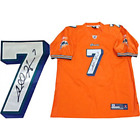 Chad Henne Autographed Signed Miami Dolphins Authentic Orange Jersey