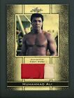 2011 Leaf Boxing Superfractor Muhammad Ali Patch 1 1