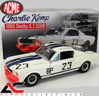 ACME A1801812 118 1965 FORD SHELBY MUSTANG GT350 R 23 CHARLIE KEMP LTD 996PCS