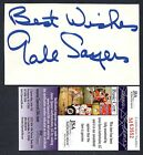 Gale Sayers Cards, Rookie Card and Autographed Memorabilia Guide 28
