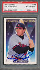 1993 Topps #799 Jim Edmonds PSA DNA Certified Authentic Auto Signed *1951