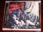 Monkey Business: The Noble Art Of Wasting Time CD 2006 Powerzone Records PWZ 002