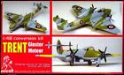 Unicraft Models 1/48 GLOSTER TRENT METEOR Resin Conversion Kit