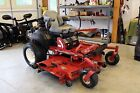 Toro Z Master Zero Turn Mower Electronic Fuel Injection V twin Z256 E Model 72in