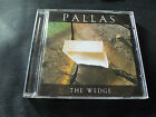 Pallas - The Wedge [ECD] (2000) THROWING STONES AT THE WIND