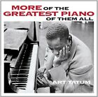 Art Tatum More of the Greatest Piano of Them All New CD Spain Import