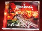 Titan Steele: The Force CD 2007 Pure Steel Records Germany PSRCD 007 NEW