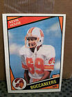 1984 Topps Football Cards 11