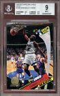1992-93 topps archives gold #150 SHAQUILLE O'NEAL rookie BGS 9 (9.5 8.5 9 9.5)