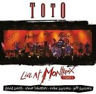 Toto - Live At Montreux 1991 [New CD] UK - Import