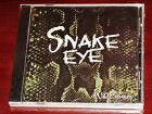 Snake Eye: Wild Senses CD 2003 Brennus Music France BR 8102 NEW