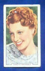 Jeanette Mac Donald 1939 Gallaher My Favourite Part Film Star Cigarette Card #37