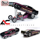 AUTOWORLD AW1122 118 1972 FORD MUSTANG TROJAN HORSE NHRA FUNNY CAR