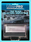 ULTRA PRO 1:64 SCALE DIECAST DISPLAY CASE Mirror Back Beveled Lid